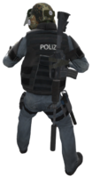 P m4a1s holster