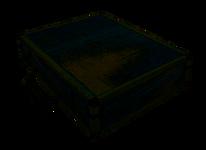 W briefcase closed