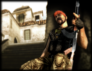 Guerilla selection hud cz