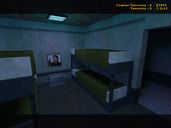 Cs ship0027 sleeping quarters