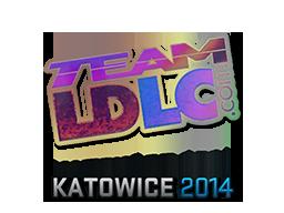 Sticker-katowice-2014-ldlc-holo