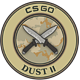 Csgo Collection icon de dust2 pw