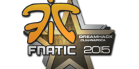 DreamHack Cluj-Napoca 2015 Team Stickers