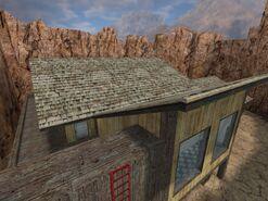 Cs militia cz0003 house-facing the deck