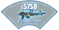 M249 buy on csx
