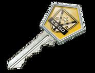 Huntsman-key