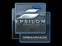 Csgo-dreamhack2014-epsilonesports foil large