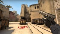 CSGO USP-S No Silencer Inspect Animation 1