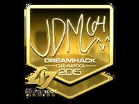 Csgo-cluj2015-sig jdm64 gold large