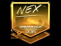 Csgo-cluj2015-sig nex gold large