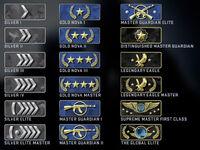 CSGO-rank images