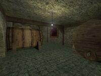 De chateau Wine cellar