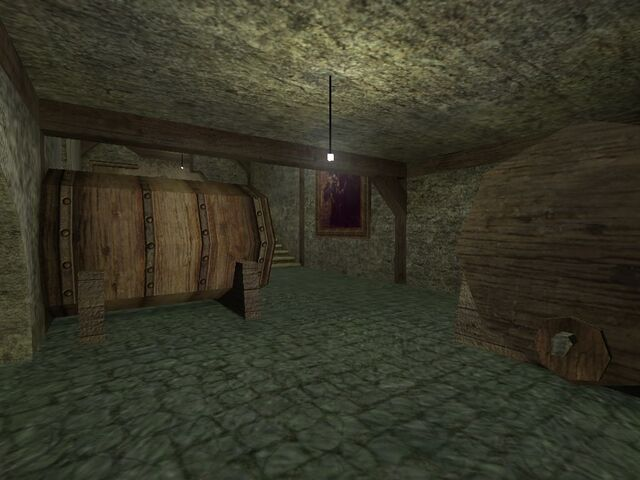 File:De chateau Wine cellar.jpg