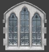 De vostok Church Window 1