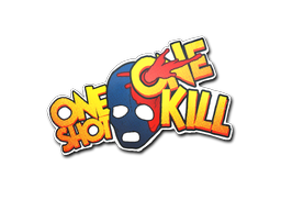 File:Csgo-community-sticker-2-oneshotonekill large.png