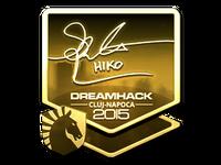Csgo-cluj2015-sig hiko gold large