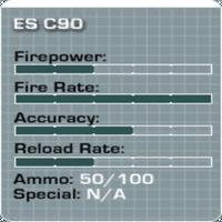 P90 desc csx