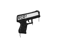 Eco pistol large