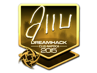 Csgo-cluj2015-sig allu gold large