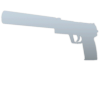 Inventory icon weapon usp silencer