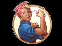 Csgo-stickers-pinups capsule-martha