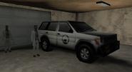 Militia suv garage