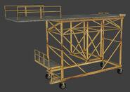 De depot Scaffolding 1