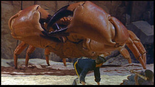 Giant Crab from Mysterious Island (1961)