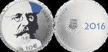 Estonia 10 euro 2016 Poska