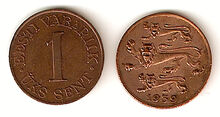 Estonia 1s