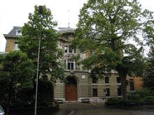 Swissmint building