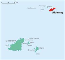Guernsey-Alderney