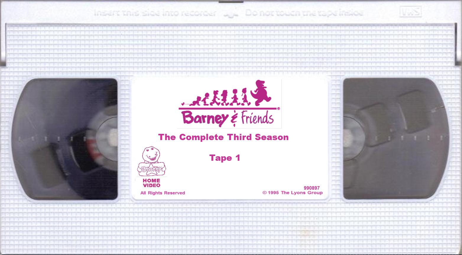 Custom Barney Episode Wiki