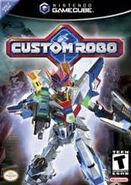 Custom Robo Battle Revolution Alternate Cover