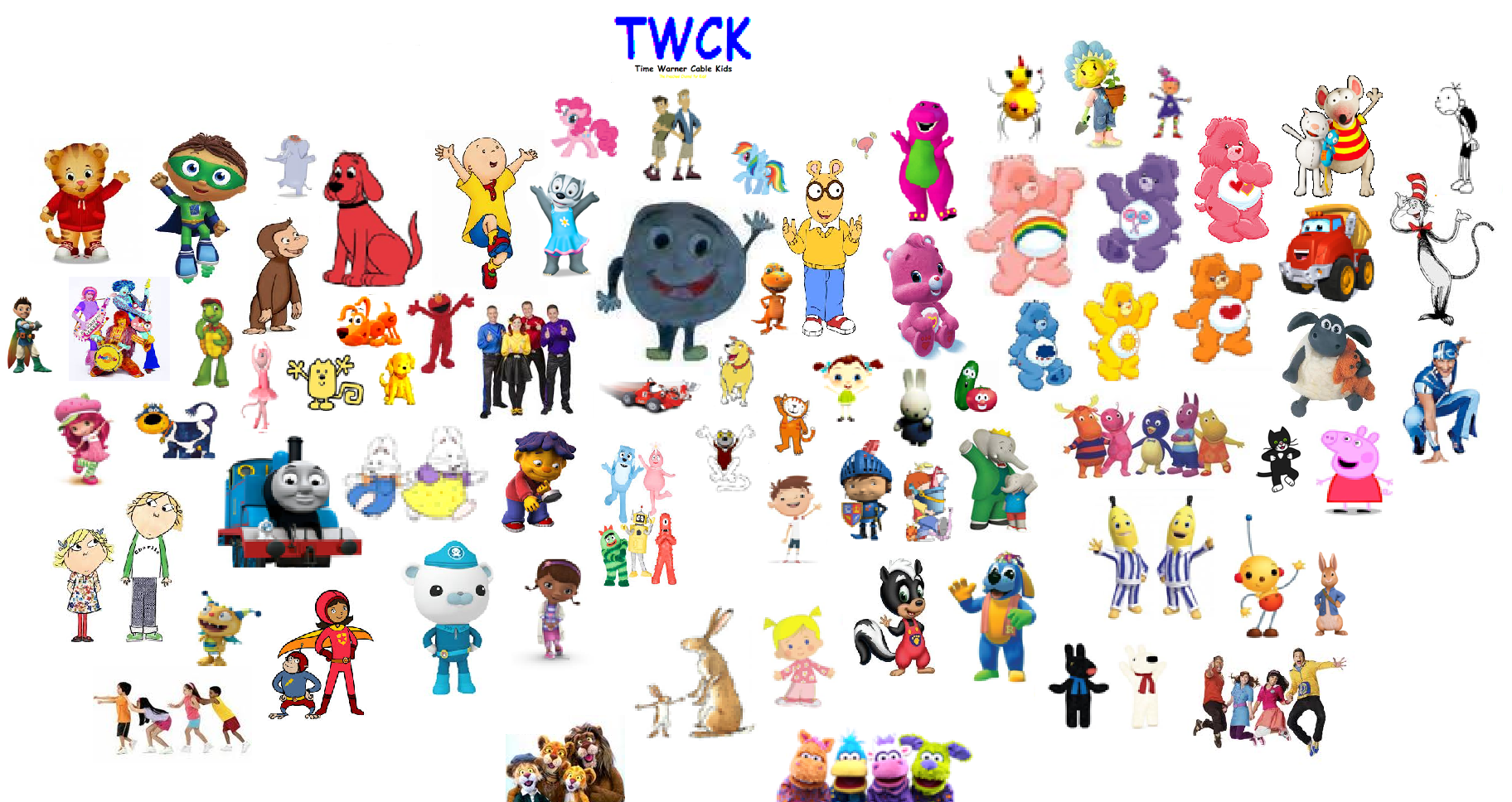 Pbs Kids Characters And Names Time Warner Cable Kids...