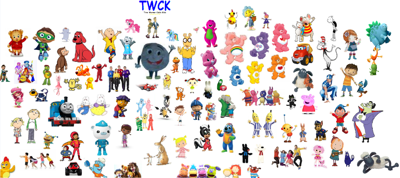Image Time Warner Cable Kids Characters And Featuring