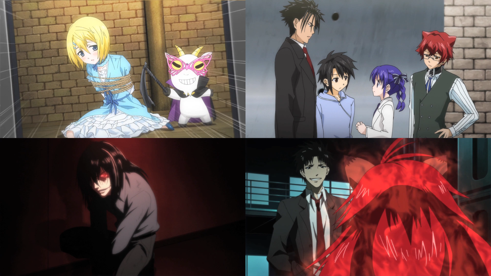 Anime Characters Kidnapped : Image episode cuticle detective inaba wiki