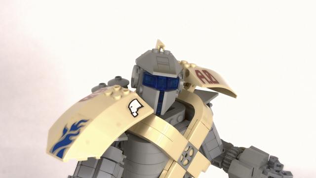 Prototype Attack Mecha Alpha Zero Cuusoo Wiki Fandom