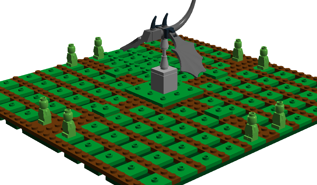 1.0 Minecraft Board Game