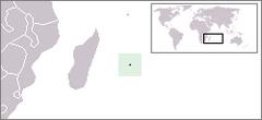 LocationMauritius