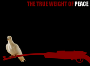Weight of peace