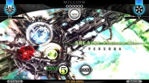 Cytus Million - Persona - Area 184 - Platium Mix -