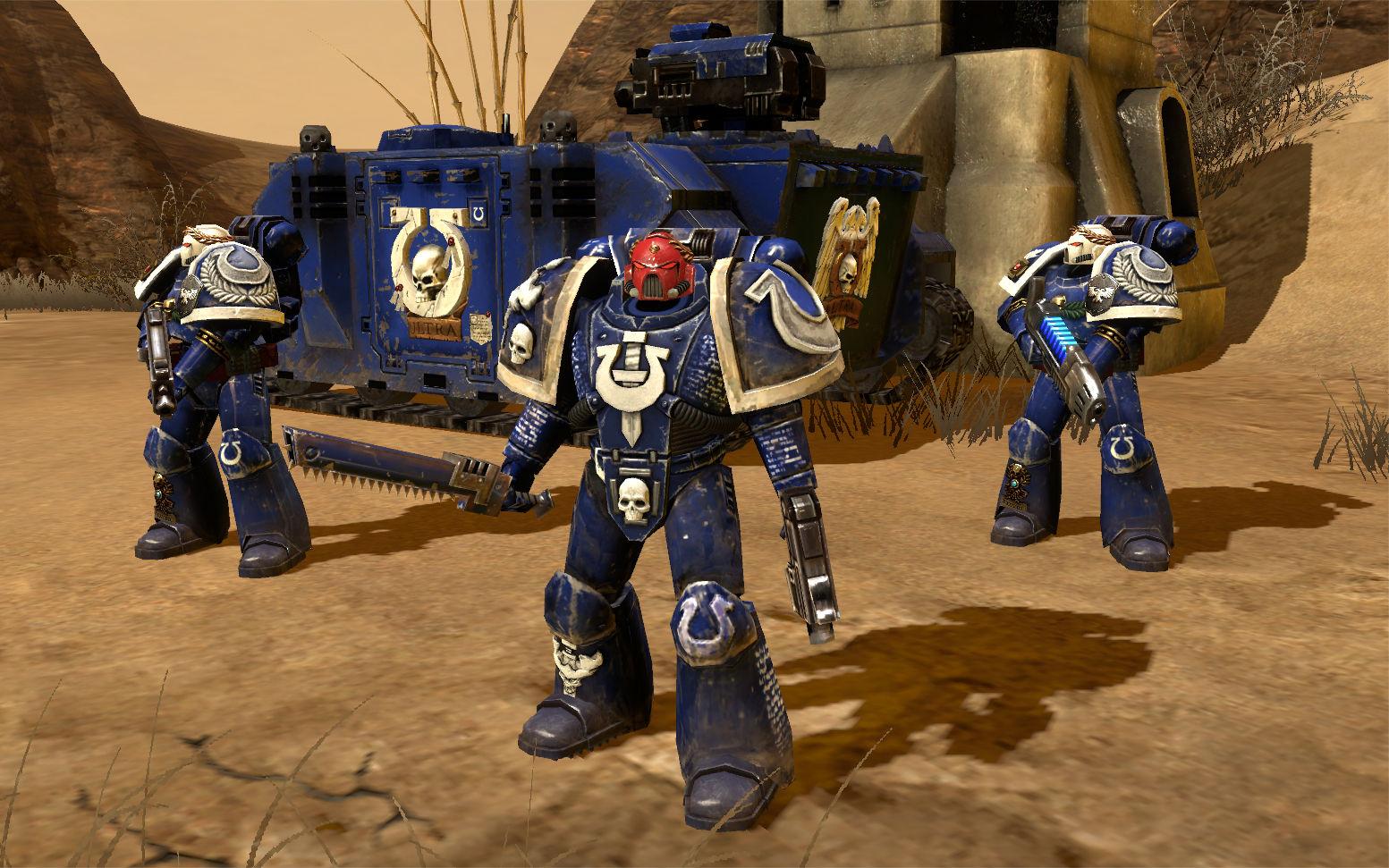 how to get dawn of war 3 elite skins