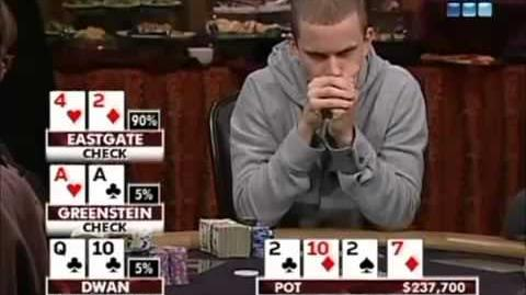 Greatest Bluff of All Time - Tom Dwan against 2 Pro Poker Player