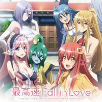 Saikōsoku Fall in Love