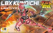 Ami Kunoichi Bandai Boxart