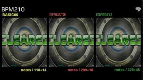 DDR X3 雫 - DOUBLE