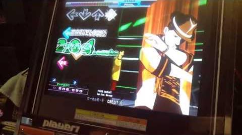 DDR X3 AC THIS NIGHT Expert AA FC