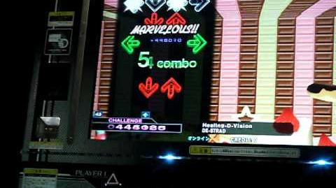 【DDR X2】Healing-D-Vision (Challenge)