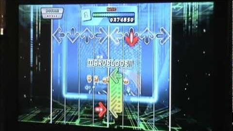 Valkyrie Dimension Basic-Double PFC - DDR II (Wii, US)